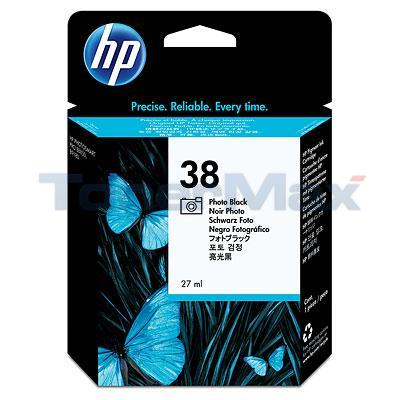 HP NO 38 VIVERA INK PHOTO BLACK
